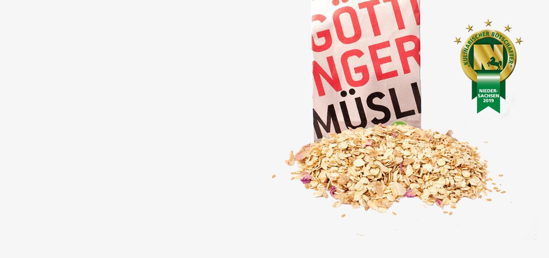 Sommer-Special: Müsli & Riegel im Angebot